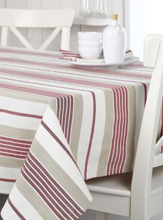 Weaving Projects, Loom Weaving, Decoration Table, Cool Rooms, Fruit Of The Loom, Table Linens, Stripes, Throw Pillows, Blanket