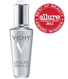 This Vichy LiftActiv Serum 10 is the best one I have EVER used! Extremely hydrating without being heavy on oily skin like mine. Will NOT make you break out, & a little goes a LONG way! Fabulous!