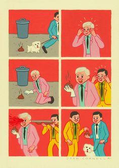 Joan Cornellà : ce génie un peu trash