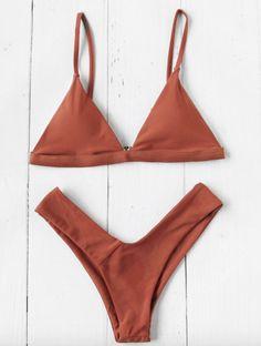 Simplicity Triangle Bikini