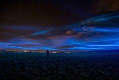 Ondulação em Luz da Aurora Borealis | Stefany