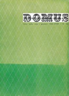 Domus cover 1940.