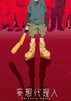 Cartoon Network's Toonami Adds Satoshi Kon's Paranoia Agent TV Anime In Latest Schedule Update Anime Vf, Manga Anime, Paranoia Agent, Site Anime, Detective, Satoshi Kon, Anime Titles, Anime Watch, Anime Recommendations