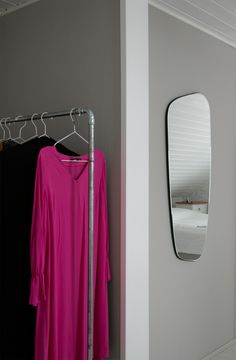 Peili, vaaterekki. Mirror, vlothes rack. Mirror, Home, Mirrors, Haus, Homes, Houses, At Home