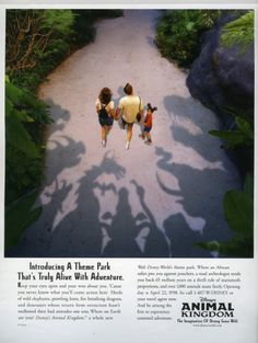 Vintage Walt Disney World - Building an Animal Kingdom