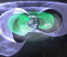 Обнаружен ранее неизвестный планетарный щит Земли