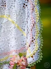 Ravelry: Ruffled Blankets