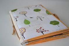 This is a great tutorial - I've been searching for just the right type of scrapbook for my mom's birthday gift - will post a picture of my completed project!