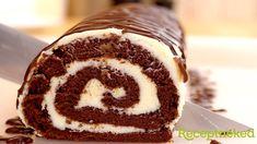 Manhattan rolád - Piskótatekercs egy isteni fehércsokis krémmel Manhattan, Food And Drink, Cake, Ethnic Recipes, Youtube, Kuchen, Torte, Cookies, Youtubers