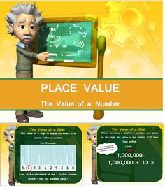 PowerPoint that teaches Decimal Place Value, including expanded form, comparing, and powers of 10! (5th Grade Common Core)