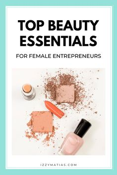 What's inside the makeup kit of female entrepreneurs? Find out what beauty essentials female entrepreneurs should have to curate a purposeful makeup kit. #beauty #makeup Makeup Kit, Beauty Makeup, Business Motivational Quotes, Top Beauty, Entrepreneur Inspiration, Beauty Essentials, Creative Business, The Creator, Content