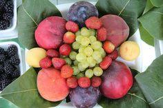 3 leckere Alternativen zum Blumenstrauß Obststrauß