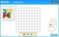 Ilmaiset verkkopelit lapsille   Oppi&ilo Crossword, Puzzle, Diagram, Crossword Puzzles, Riddles, Puzzles, Jigsaw Puzzles