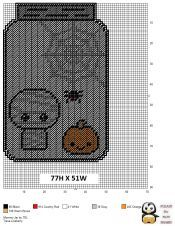 MumstheWordPCPatterns Plastic Canvas Christmas, Plastic Canvas Crafts, Plastic Canvas Patterns, Mason Jar Crafts, Mason Jars, Bear Crafts, Canvas Board, Halloween Crafts, Canvas Tote Bags