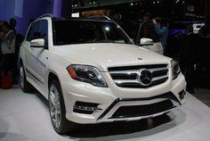 Компактный Mercedes-Benz GLK 2013–года