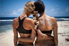 Amazing beach hairstyles for women