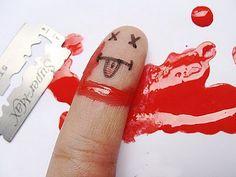 Finger Art!