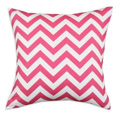 Chooty & Co Zig Zag Candy Polyester KE D-Fiber Pillow