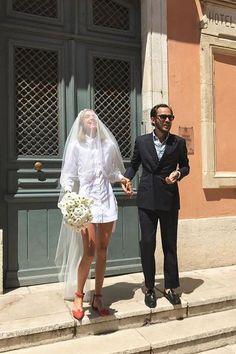 af5403779 El vestido de novia que revoluciona Instagram (y cambiará todas tus ideas  para el look