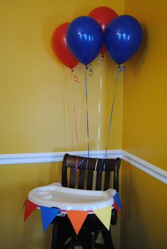 "goes with the ""balloon"" themed first birthday party that seems to be developing..."