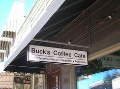 Buck's Coffee - Highlands, NC by hyku, via Flickr