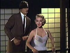Jeff Chandler & Lana Turner in Lady Takes a Flyer