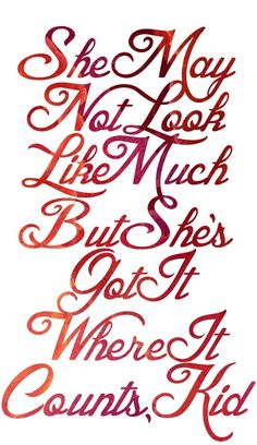 """""""Star Wars Han Solo Millennium Falcon Quote in Red"""" Art Print (by Foreverwars)"""