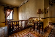 The Haunted Victorian Mansion - TrigPhotography Haunted Houses For Sale, Scary Houses, Abandoned Mansion For Sale, Abandoned Mansions, Mansions For Sale, Mansions Homes, Norman Rockwell, Homes England, Mansion Interior