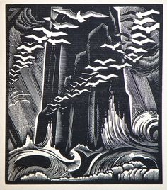 John Buckland Wright, Illustrations from The Collected Sonnets of John Keats 1930