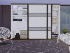 Lana CC Finds - Dresser Minimalist perfection set by Zonbka