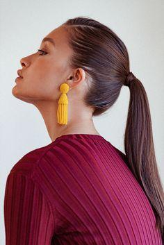 Earrings, [Oscar de la Renta](http://shop-links.co/1577938037146770043)