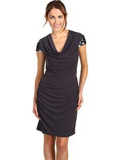 CALVIN KLEIN CD1A1DRD SEQUIN DRESS