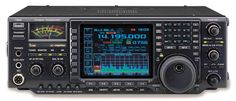 Icom 756Pro HF & 6M Transceiver.  This is the radio I use for HF.  I use it mostly for voice and digital modes.  I'm not a fan of CW (Morse Code).  Sorry!