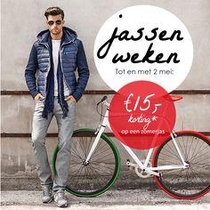 Jassenweken bij Steegenga Mode! Shop in de winkel én online voordelig je winterjas!