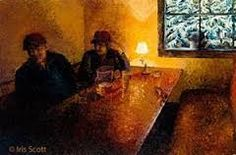 Image result for iris scott paintings