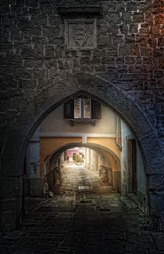 Piran .Slovenia