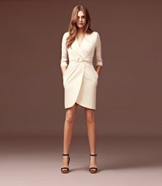 Wish i could afford a wardrobe from Reiss.