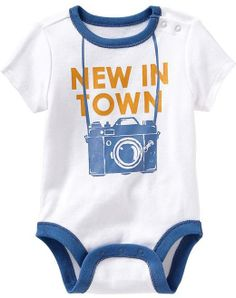 Old Navy Humor-Graphic Bodysuits for Baby on shopstyle.com