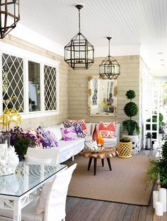 23 Inspirational Covered Deck Ideas To Inspire You, Check It Out!