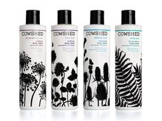 Packaging of the World: Creative Package Design Archive and Gallery: Cowshed