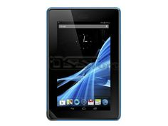 """Acer style Iconia Tab B1-A71 Tablet PC MID 7"""" Dual-core 1.2 GHz WiFI 8GB Black version : Super Portable: The Iconia B1 is easy to hold and use in one hand, a triangular corner grip on the lower left side improves single-hand usage even more. It's also easy to tote around in a bag or jacket at a feather-light 320 grams, making it one of the lightest 7-inch tablets in the market.Highly Responsive Fun: To take your experience to the next level, this tablet combines a 1.2GHz dual-core..."""