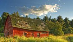 Old Barn As House