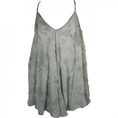 Mini dress Free People Green size XS International in Polyester - 7387695 Dress Outfits, Fashion Outfits, Sheer Material, Babydoll Dress, Free People Dress, Clothing Items, Aesthetic Clothes, Designer Dresses, Style Inspiration
