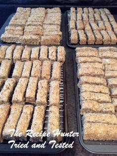 A staple in our household. Vegan Snacks, Healthy Treats, Healthy Life, Plant Based Diet, Plant Based Recipes, Clean Recipes, Sweet Recipes, Rusk Recipe, Just Bake