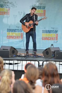 Sounds of Summer Concert Series starring Andy Grammer at Tanger Outlets