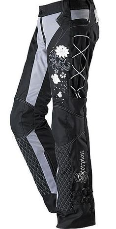 Womens Scorpion Motorcycle Pants Savannah Spring - Rocky Top Leather