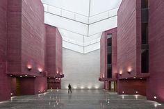 Proyecto iluminación.- Centro de la Cultura del Rioja #LightingDesigners #Iluminacion #OsabaIluminacion #CCR