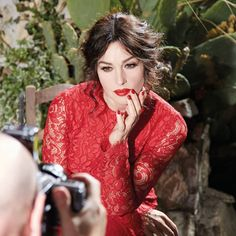 Monica Bellucci @monicabellucciofficiel
