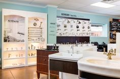 Southern Bath & Kitchen showroom