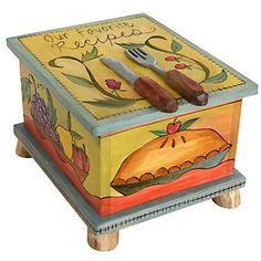 Sticks :: Our Favorite Recipes Box